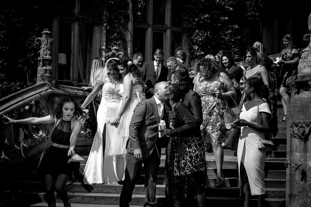 Sarah Bruce Carlton Towers Wedding Photography