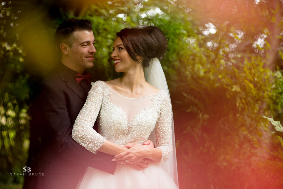 Wedding photography at Hotel Van Dyk Yorkshire