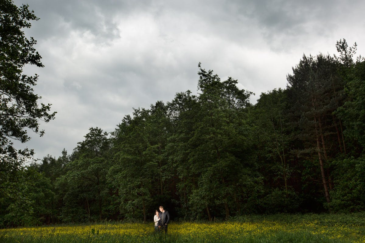 Wedding and engagement photography at Newmillerdam Park Wakefield West Yorkshire