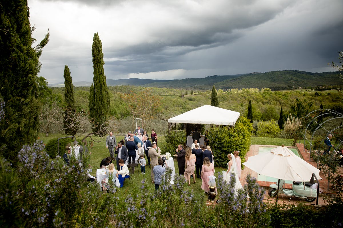 Casa Cornacchi Country House | Sarah Bruce Wedding Photography