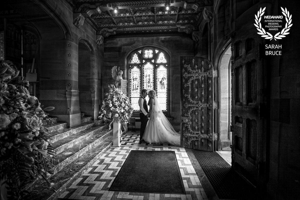 Sarah Bruce Award winning Wedding Photographer Yorkshire