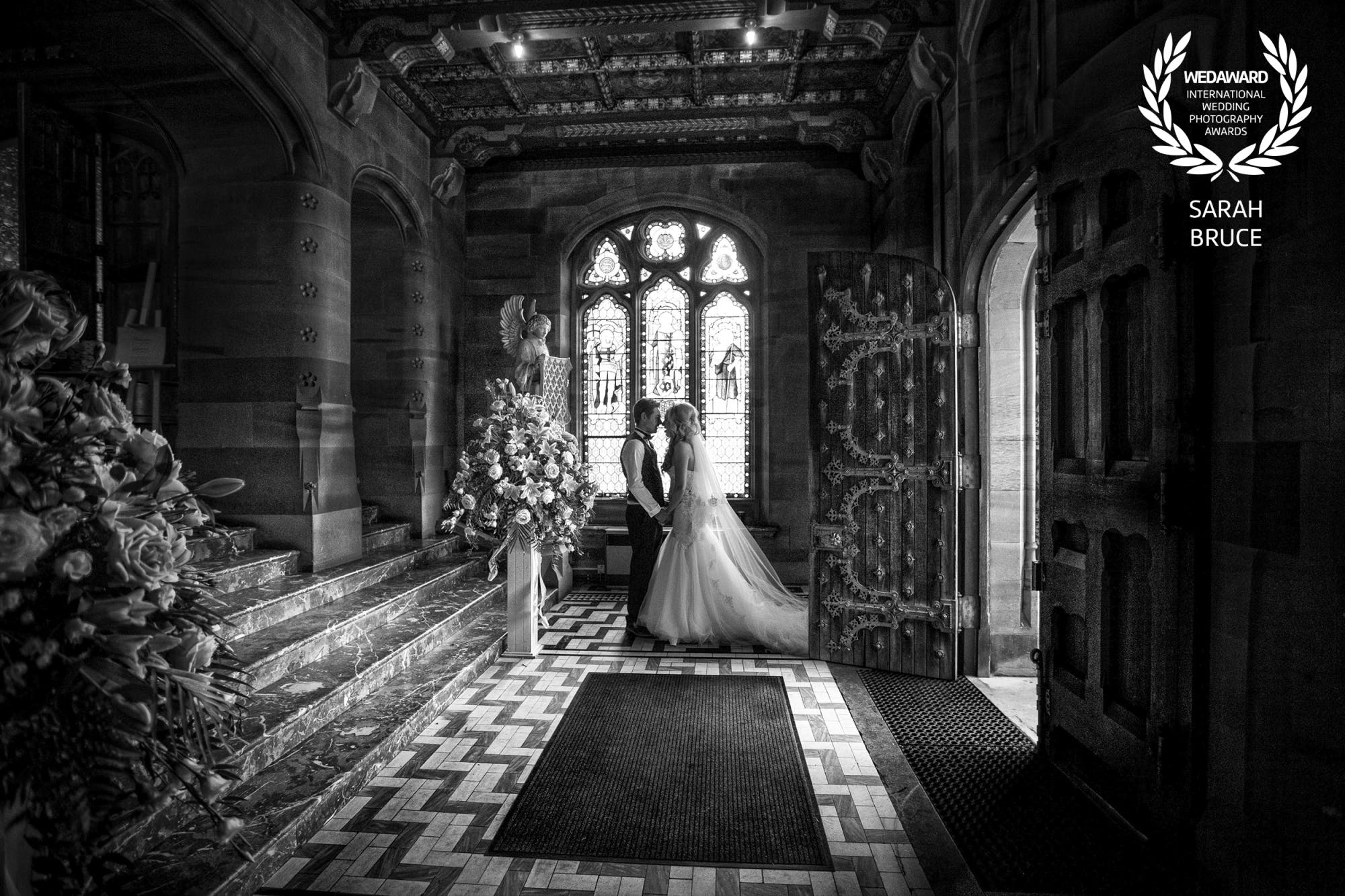 Sarah Bruce Award winning Wedding Photographer Yorkshire
