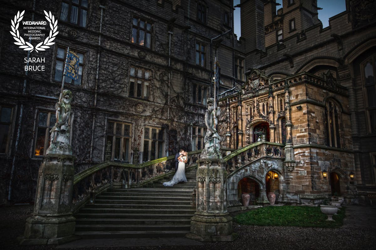 Carlton Towers Wedding Photographer North Yorkshire