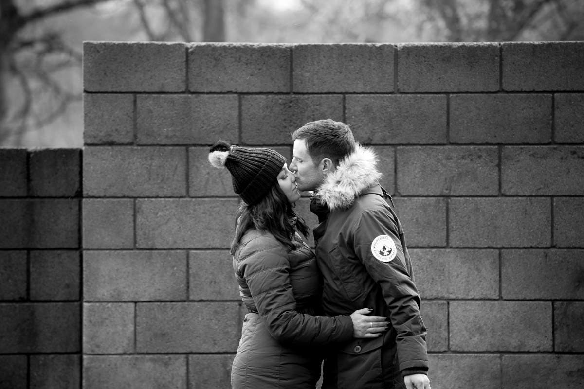 Denver & Pete Wedding photography at the Yorkshire Sculpture Park West Yorkshire