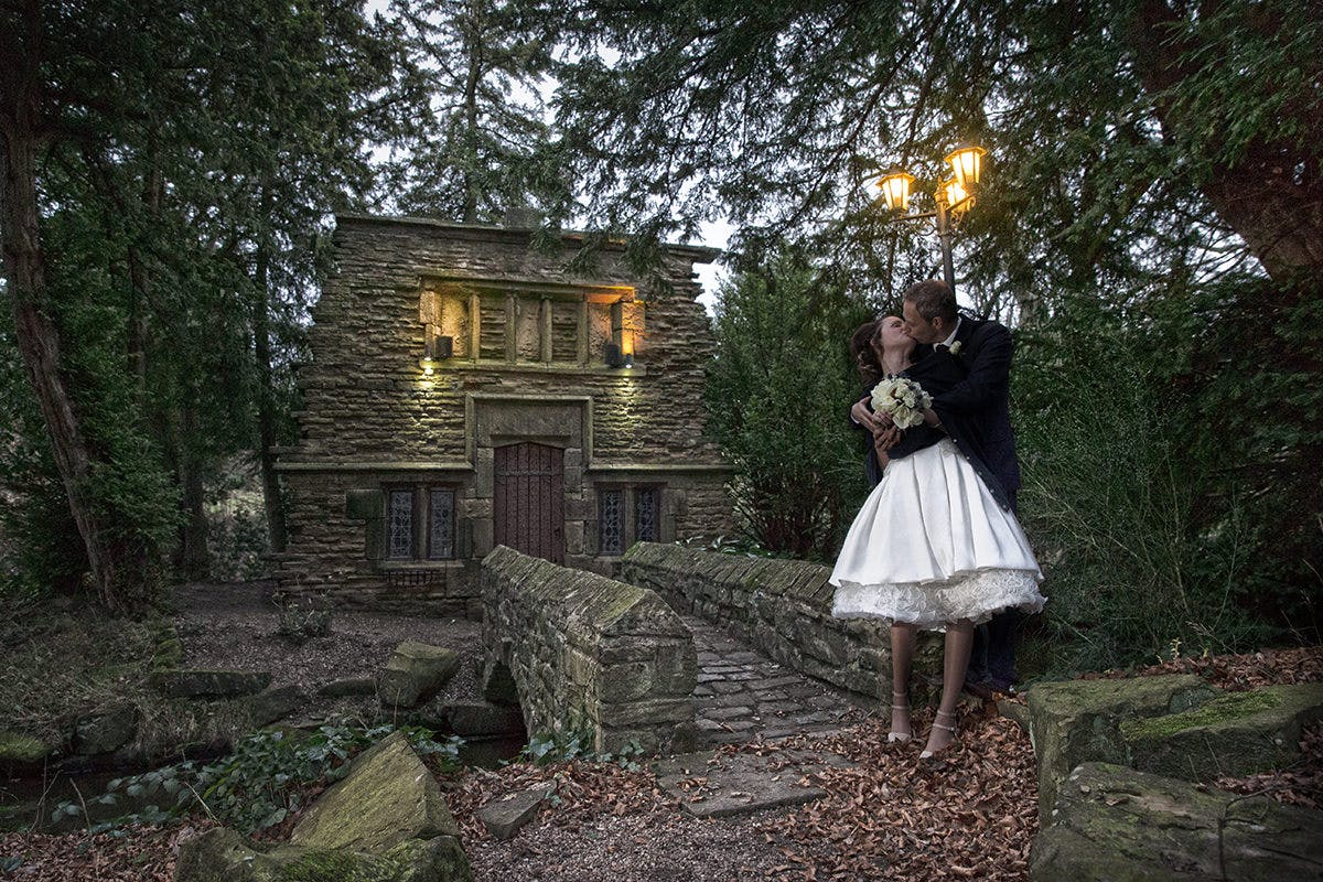 Wedding photogprahy at Bagdon Hall West Yorkshire
