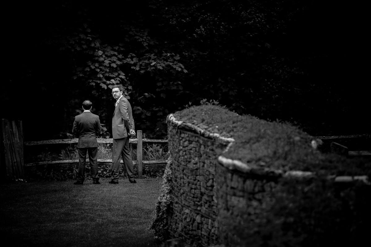 Wedding Photography at the Discovery Centre in Ecclesall Woods