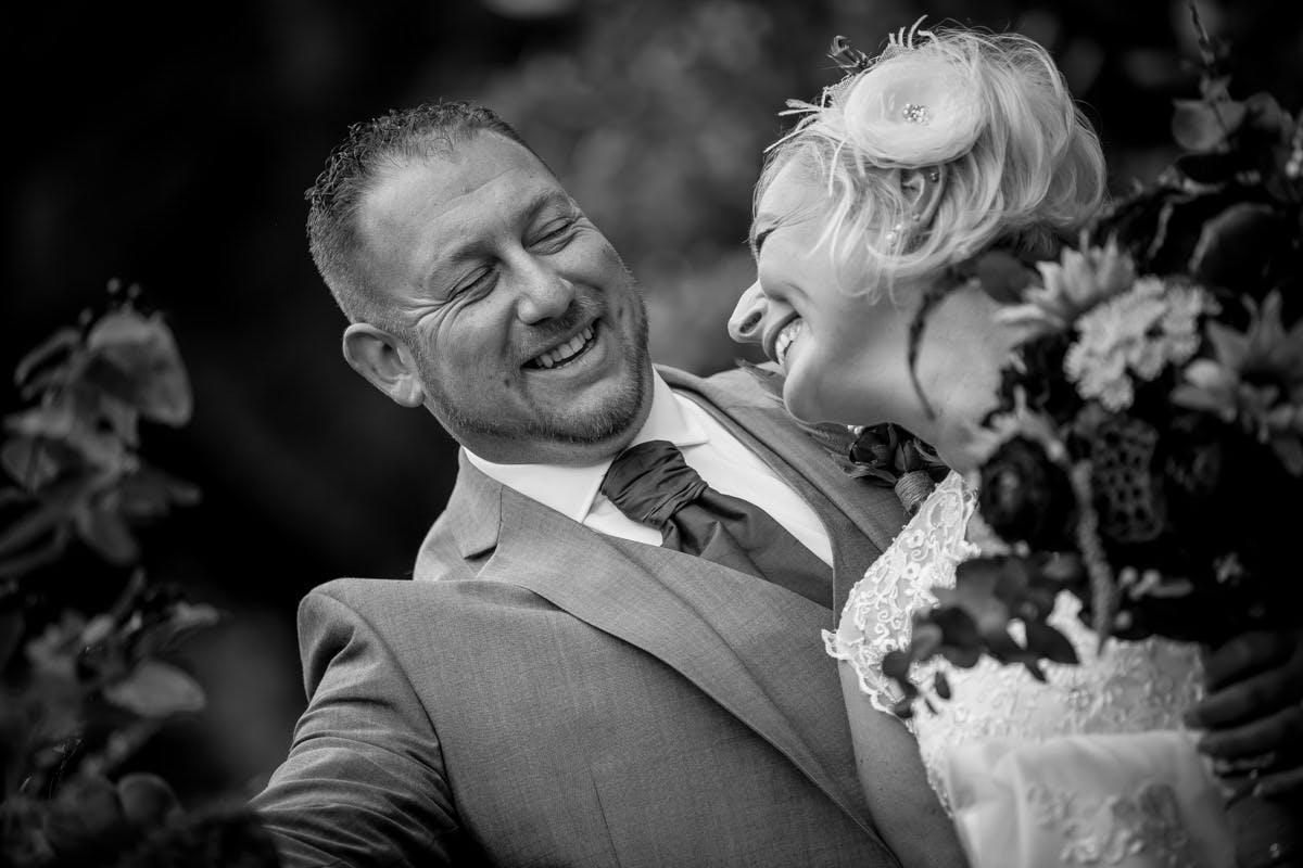 Alison & Andy' wedding at Makeney Hall Hotel