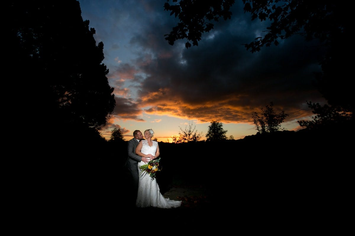 Wedding photography for Alison & Andy at Makeney Hall Hotel In Derbyshire