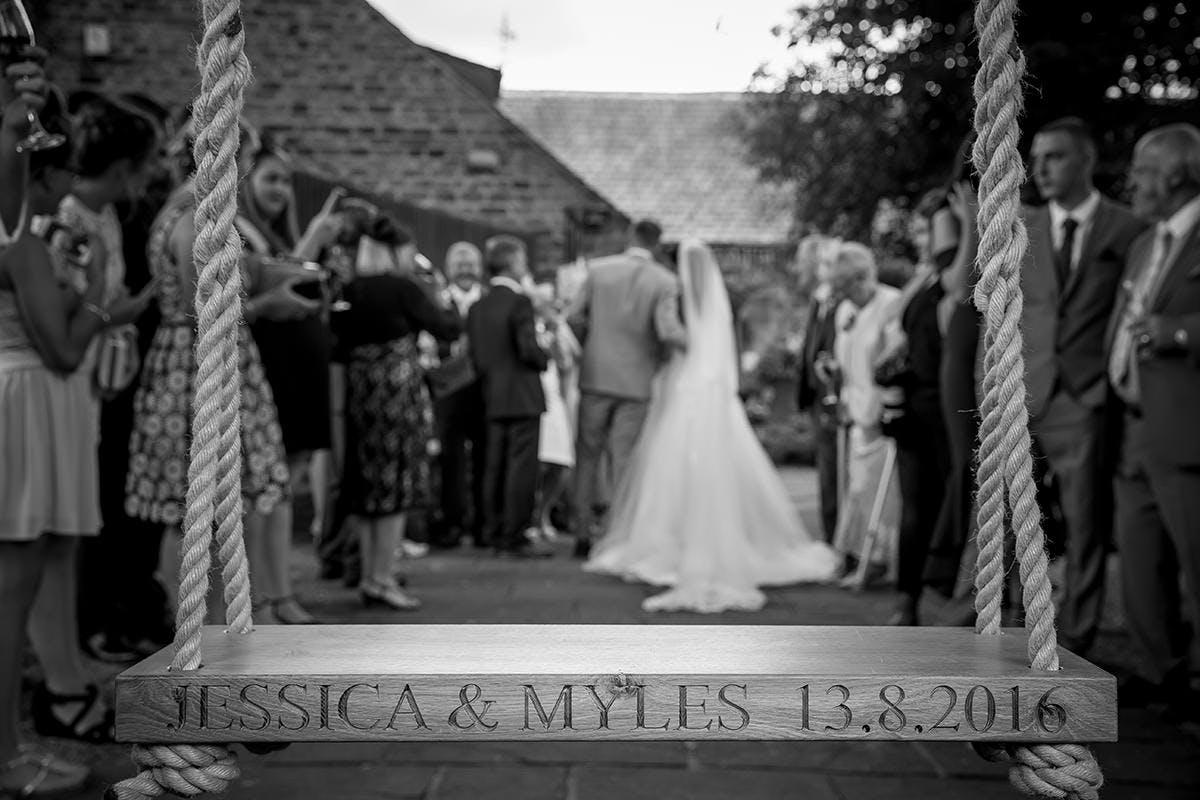 Wedding photography at Mosborough Hall Hotel Sheffield