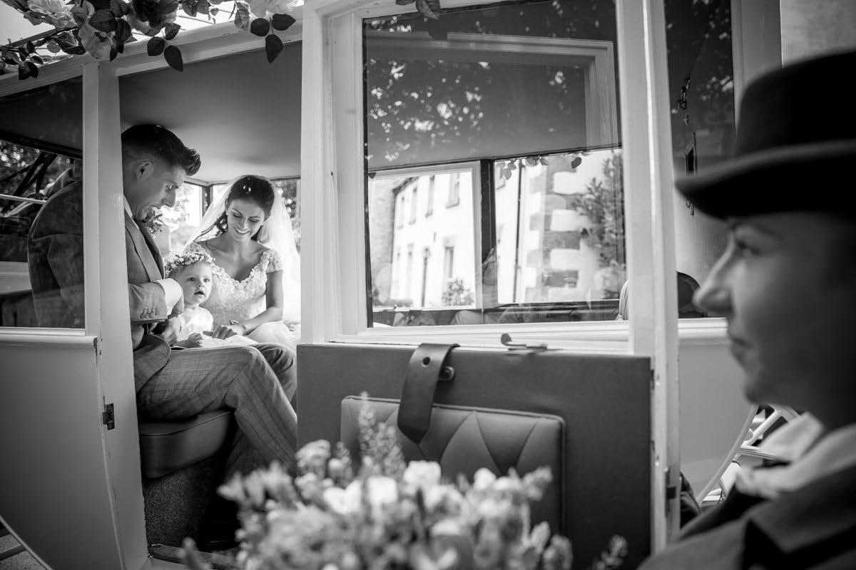 Jessica & Myles at Mosborough Hall Hotel