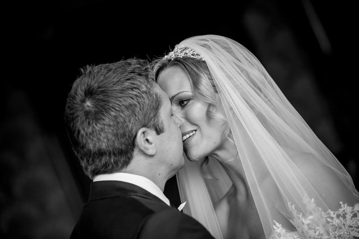 Katrina & Steve's wedding at Rossington Hall