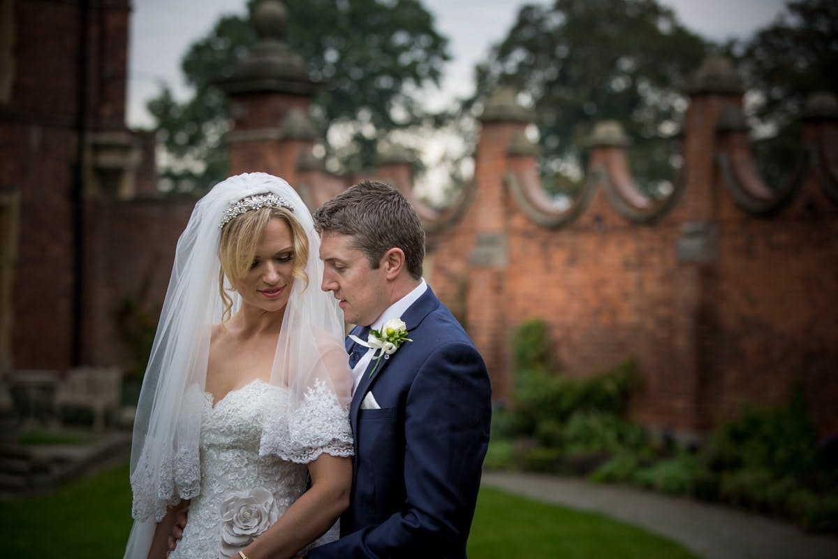 Katrina & Steve's wedding at Rossington Hall