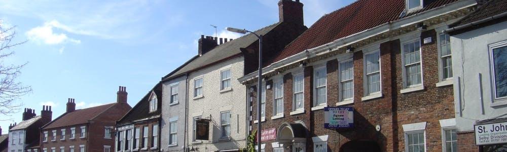 Corunna House, Selby