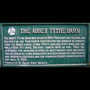 The Abbey Tythe Barn