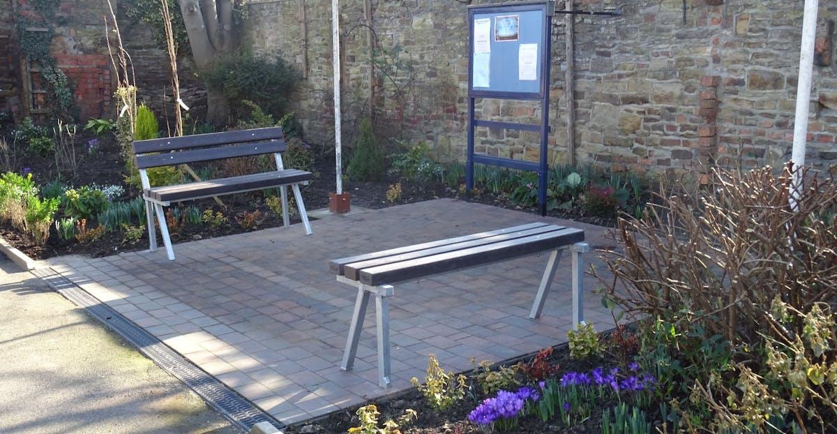 Jubilee Garden at Roberttown