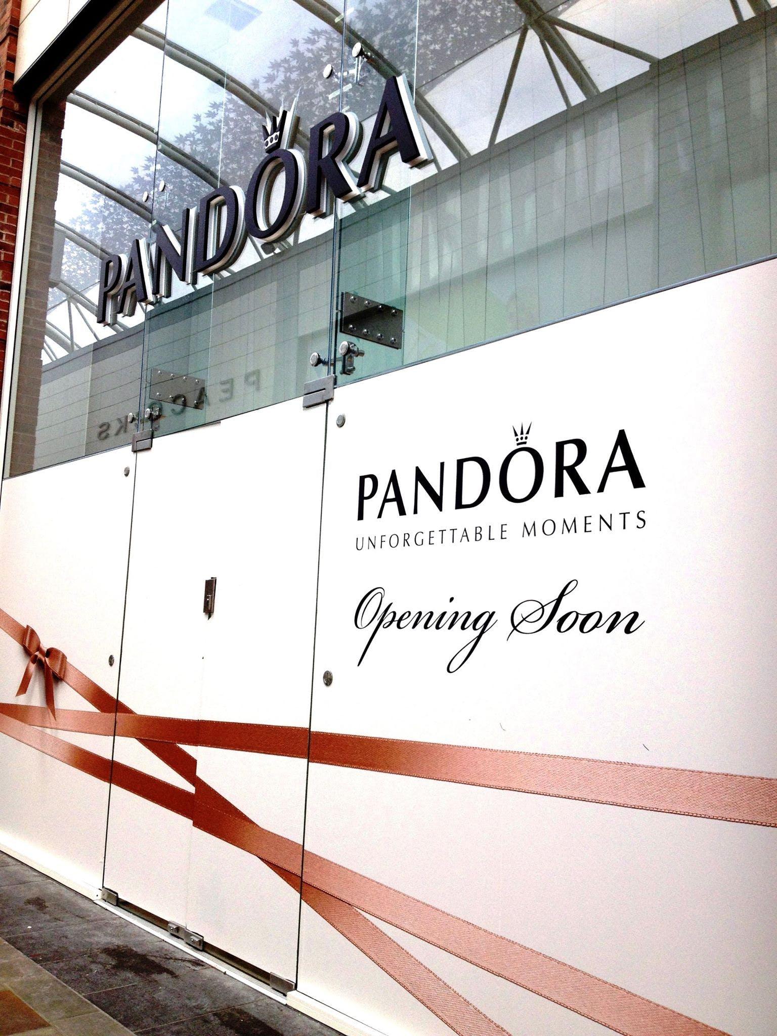 Pandora Trinity Walk