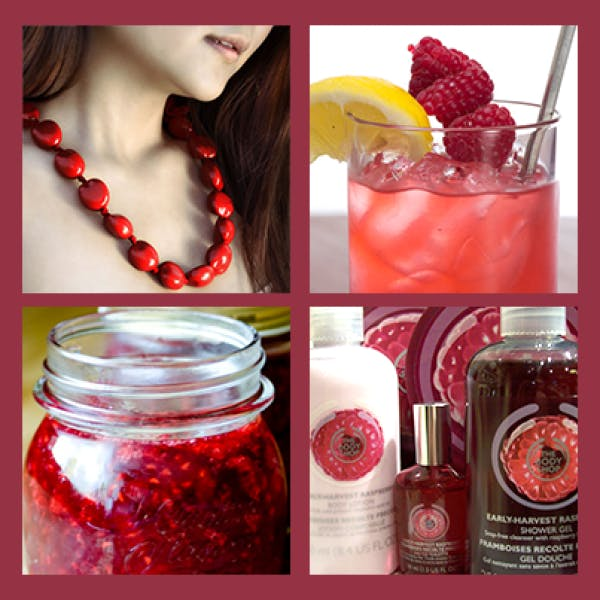 Spend £25 or over in store and get £10 off when you quote RASPBERRY at The Body Shop