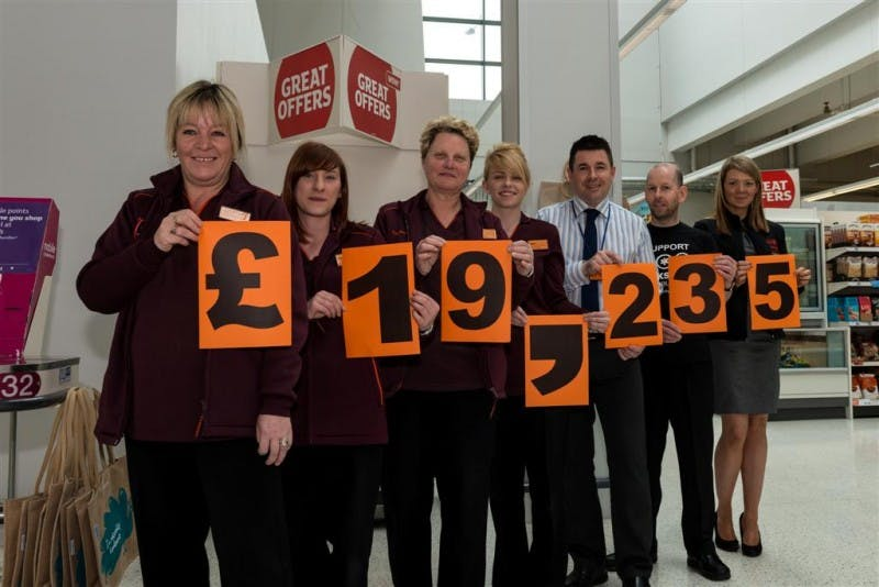 Sainsbury's Wakefield Trinity Walk celebrates success of the two year partnership with Yorkshire Air Ambulance