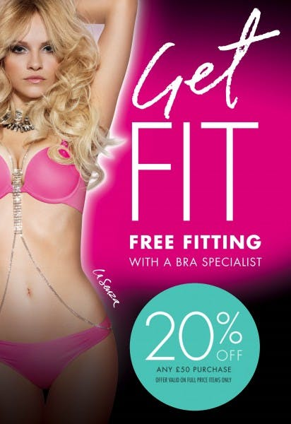 Get Fit Festival with La Senza