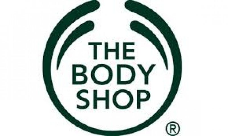 Love your body with The Body Shop