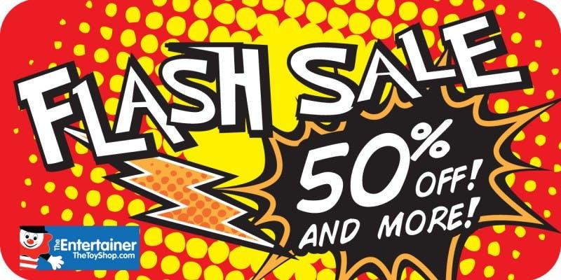 The Entertainer Flash Sale