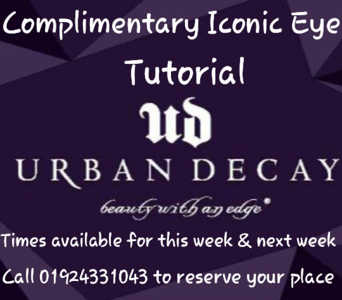 Make up tutorial with Urban Decay