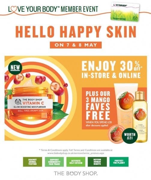 Hello Happy Skin