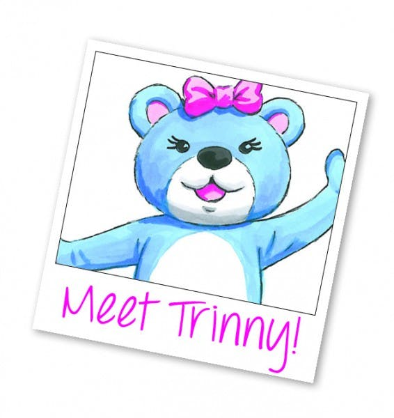 Trinny\'s House invitation