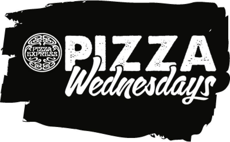 2-for-1 Wednesdays at Pizza Express