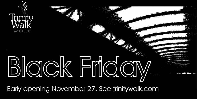 Black Friday - November 27