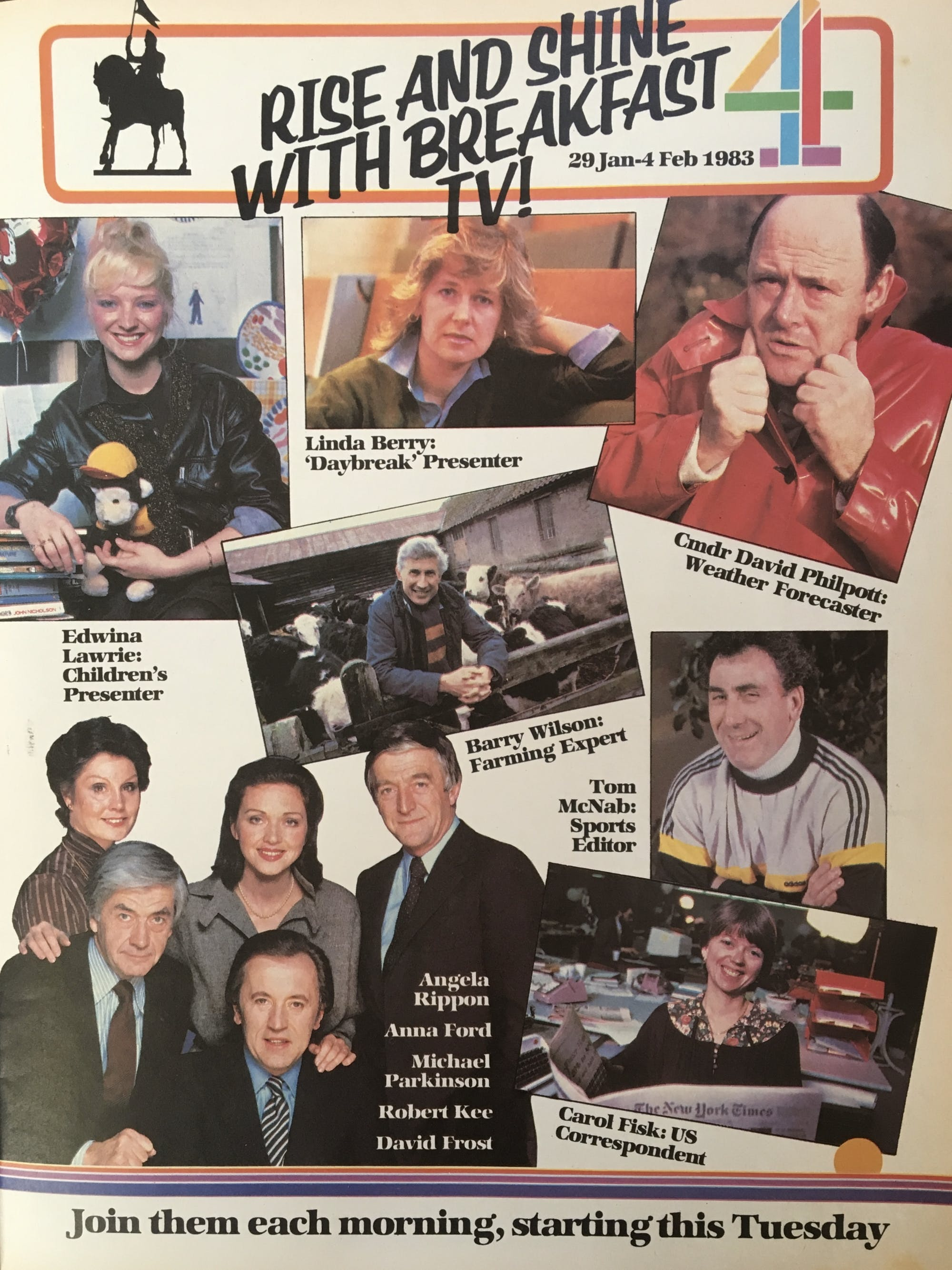 TV Times 1983