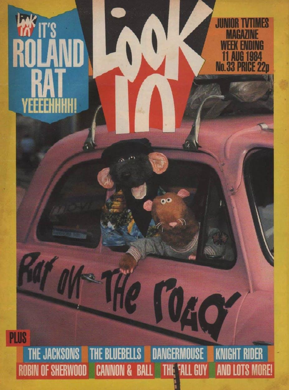 Roland Rat Look In