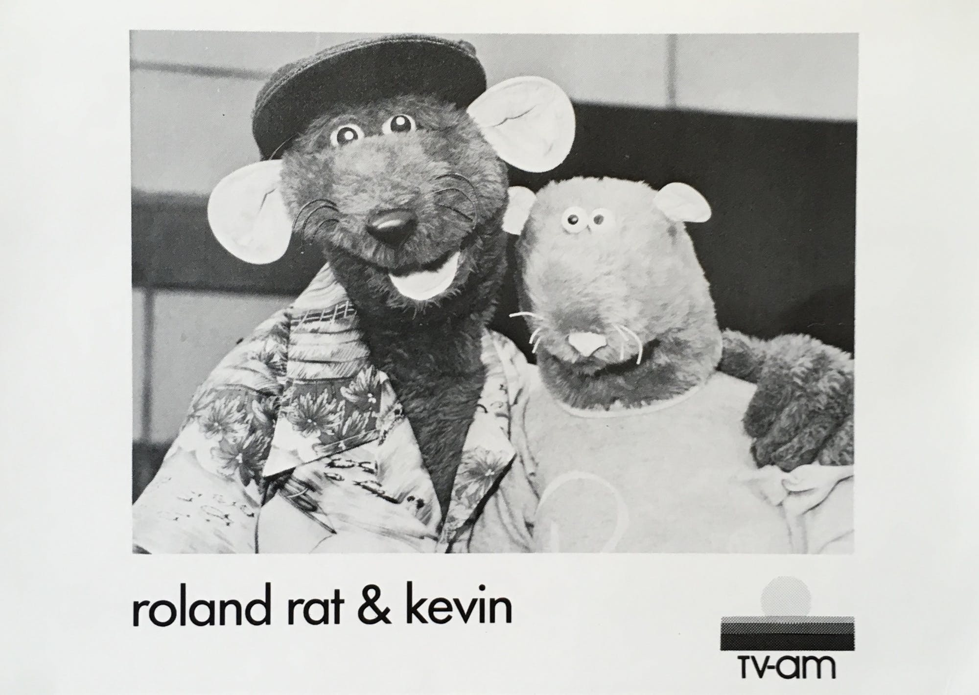 Roland Rat & Kevin the Gerbil