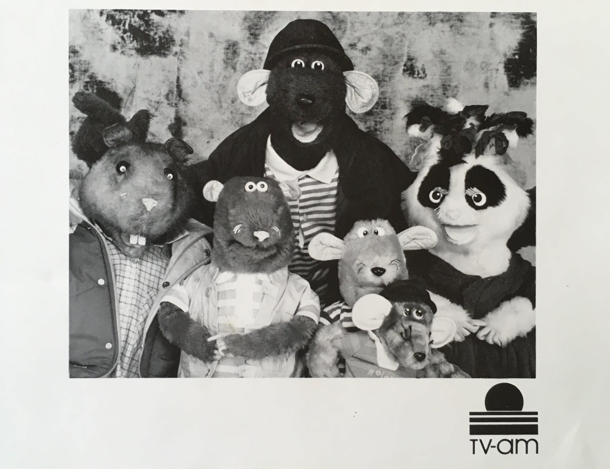 Operation FOGI, Roland Rat TV-am