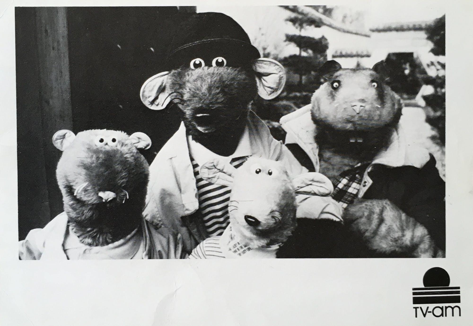 Roland Rat Goes East, TV-am