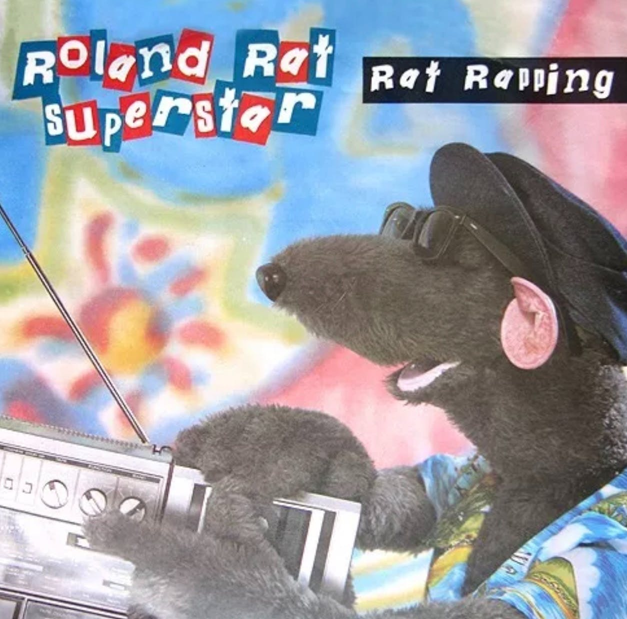 Roland Rat, Rat Rapping single
