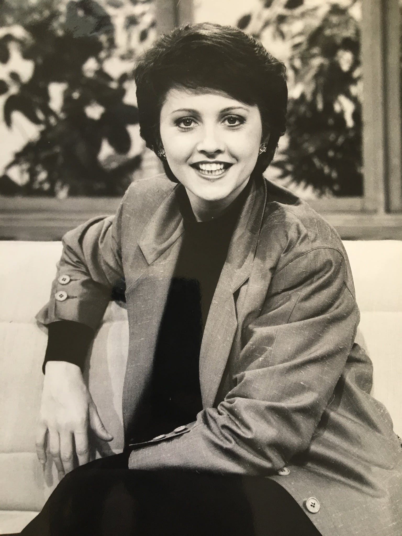 Anne Diamond TV-am