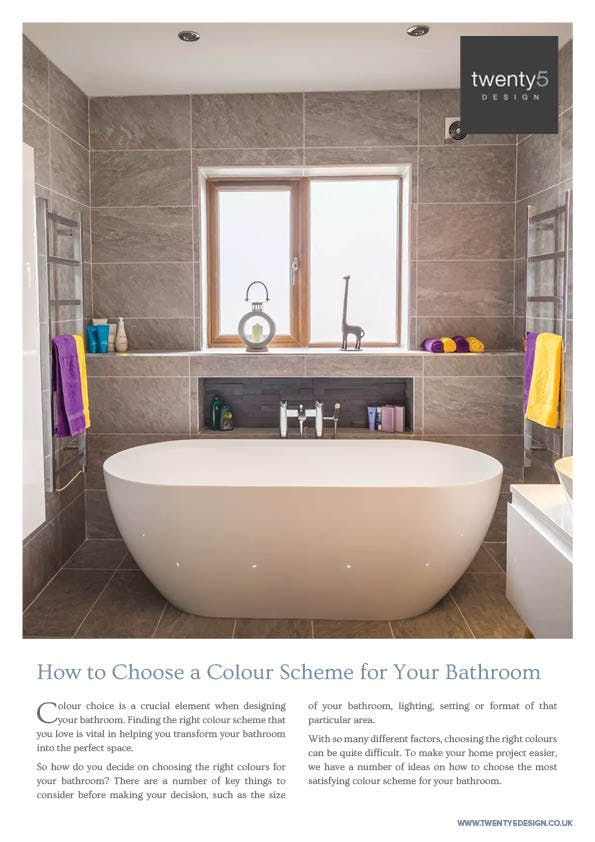 Choosing Bathroom Colour
