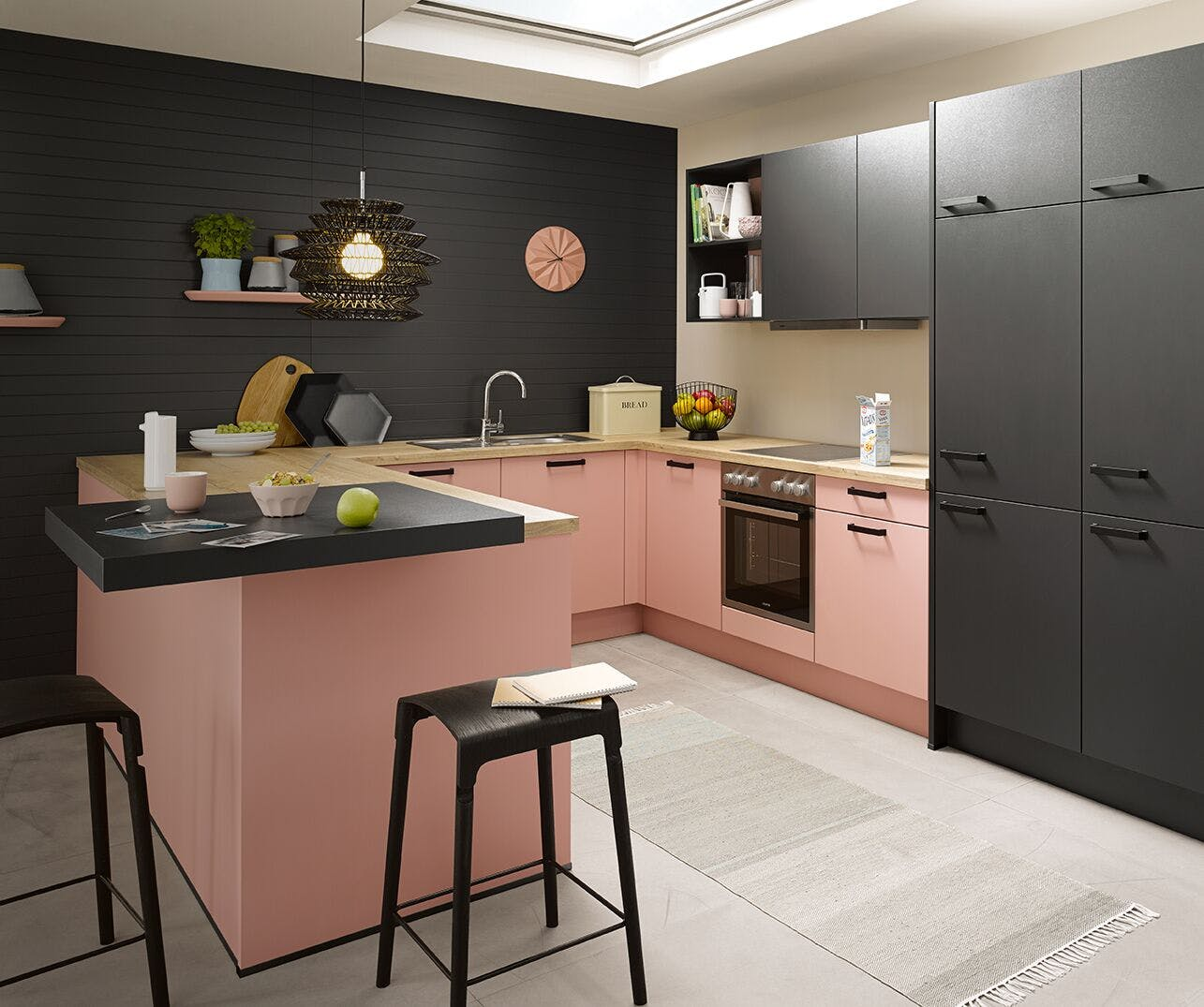 Visit our Leeds Kitchen Showroom to view our iconic Schüller collection