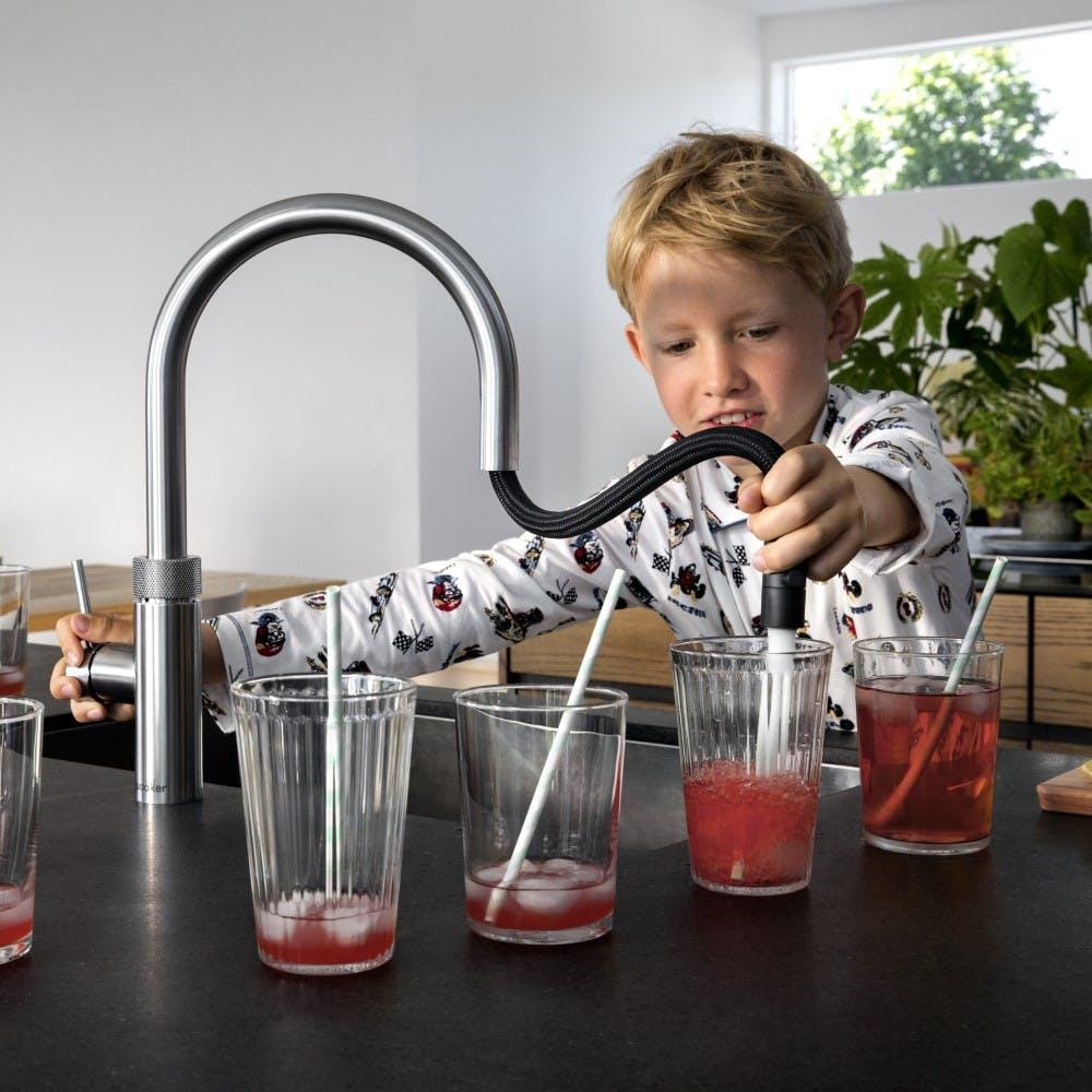Quooker flex tap at twenty 5 design