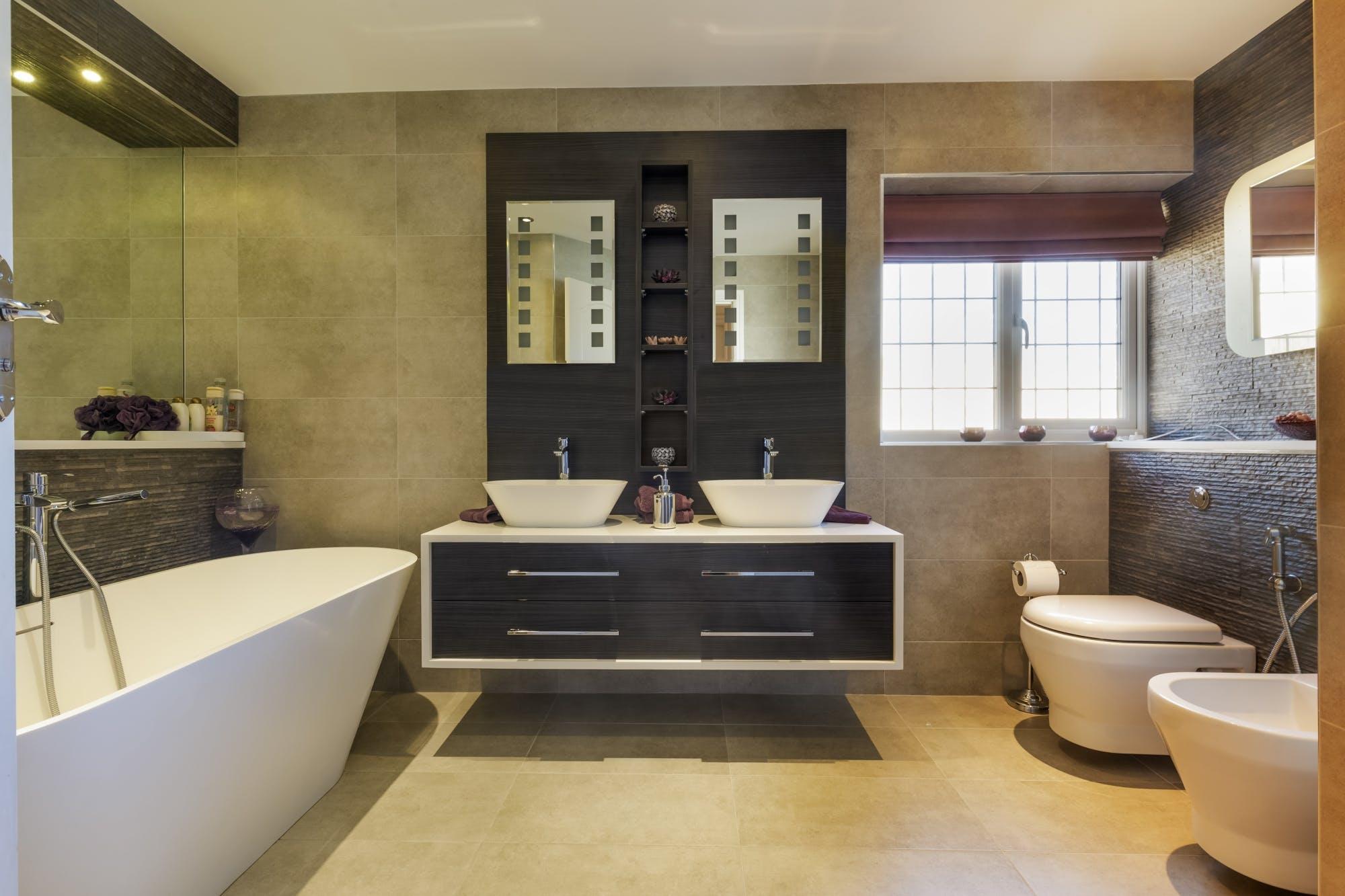 Contemporary Bathroom 3