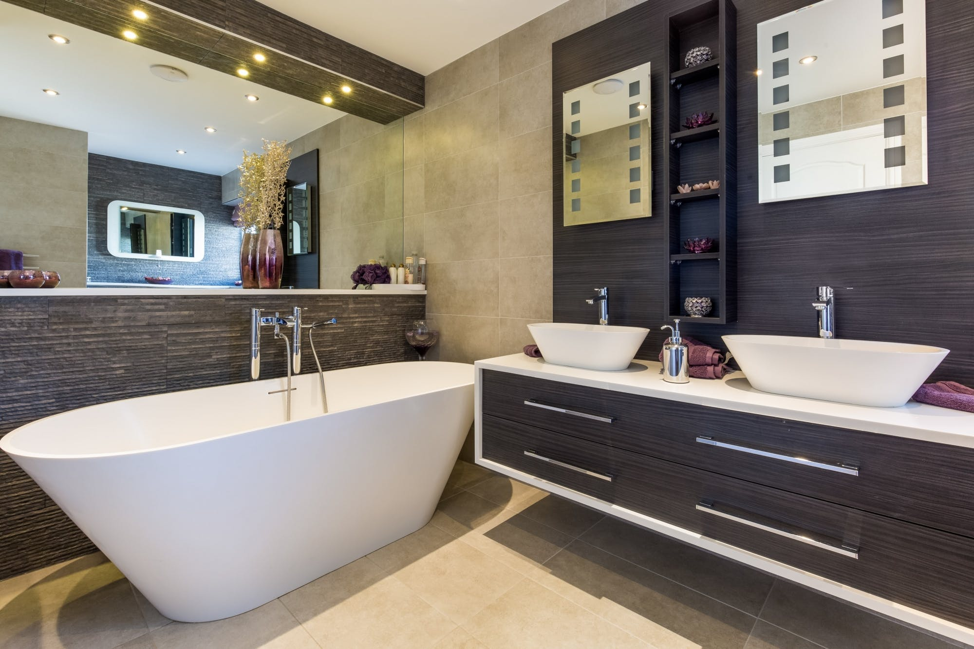 Contemporary Bathroom 5