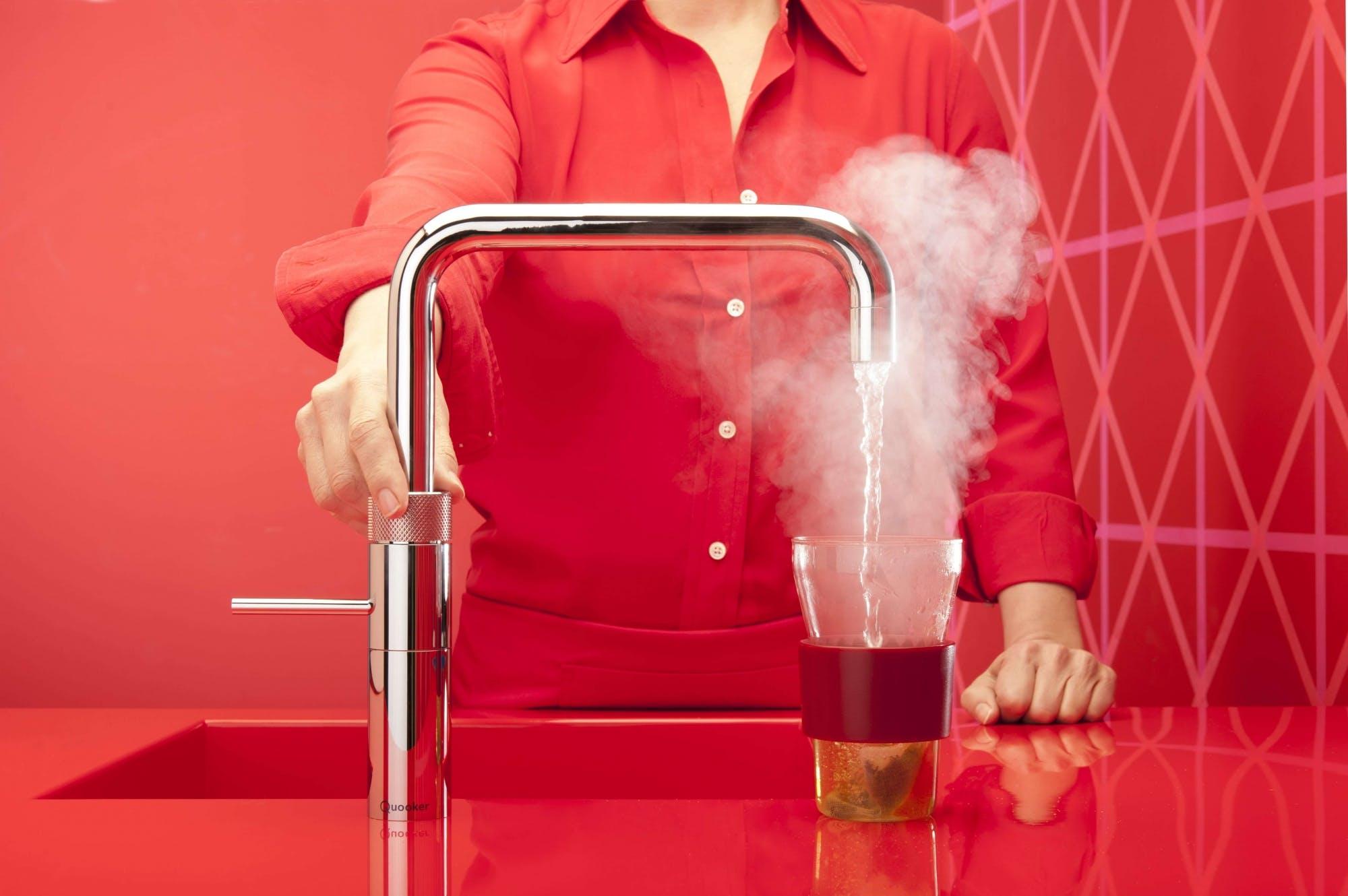 the kooker boiling water tap