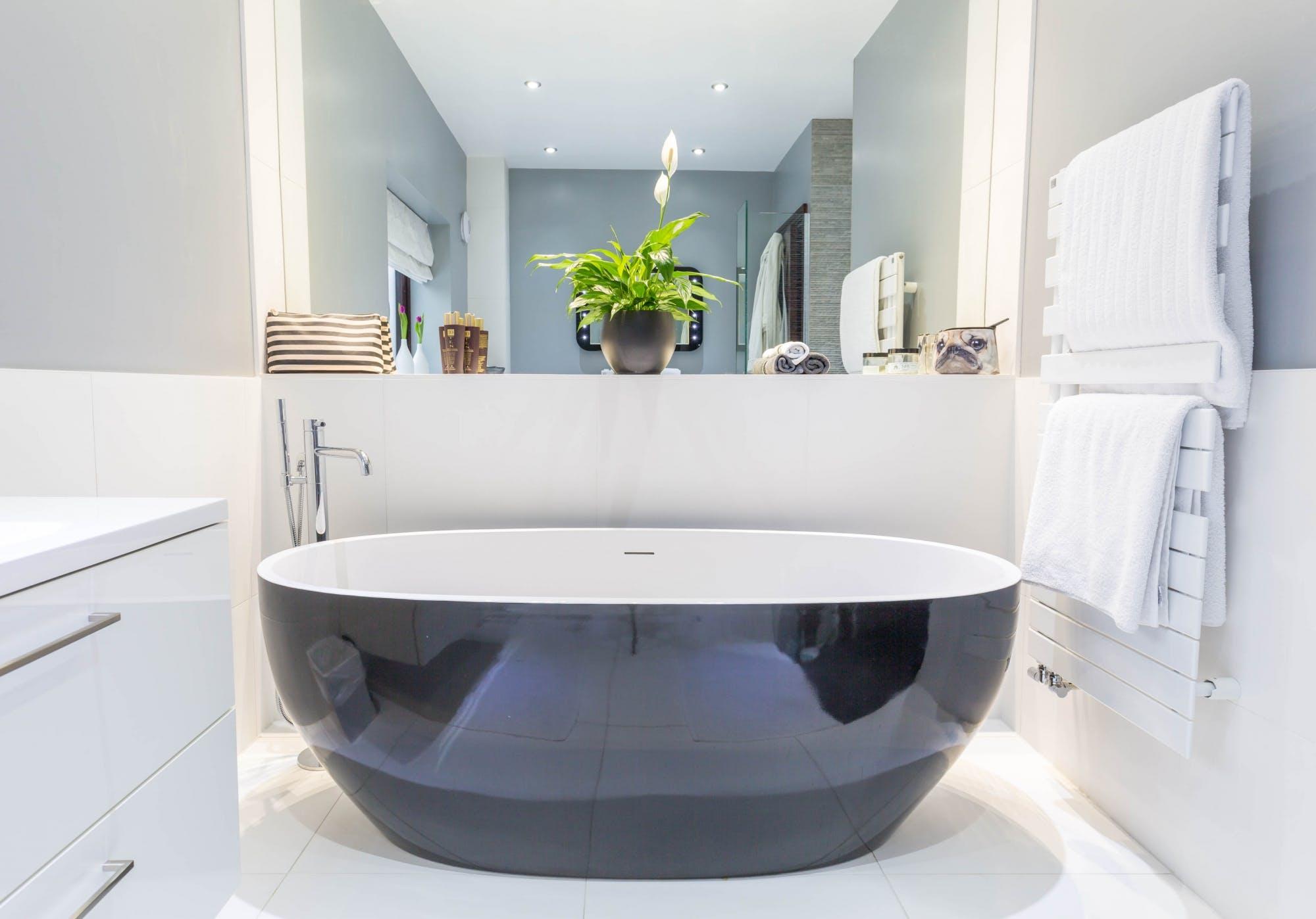 Contemporary Bathroom in Wakefield 1