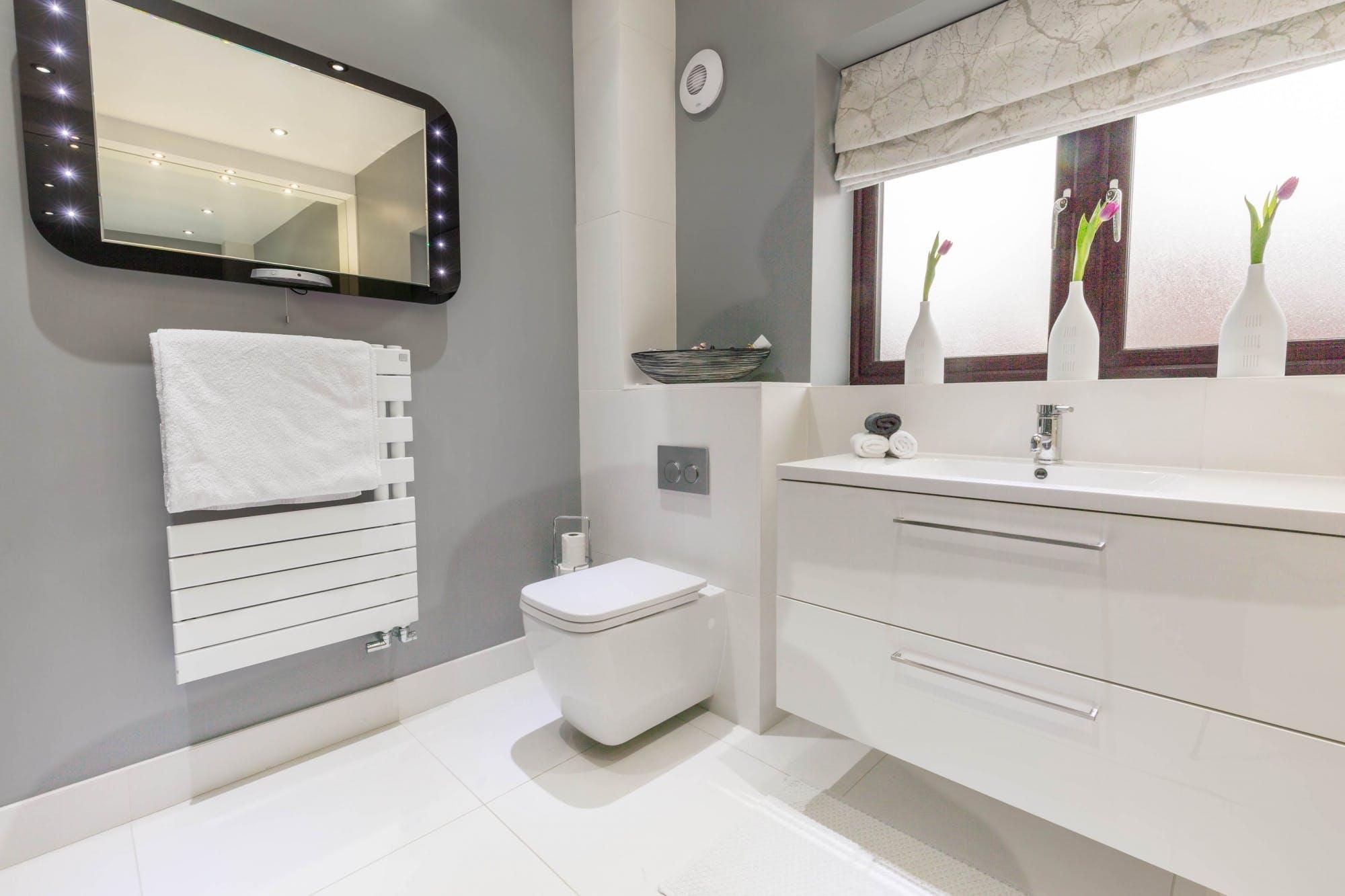 Contemporary Bathroom in Wakefield 3