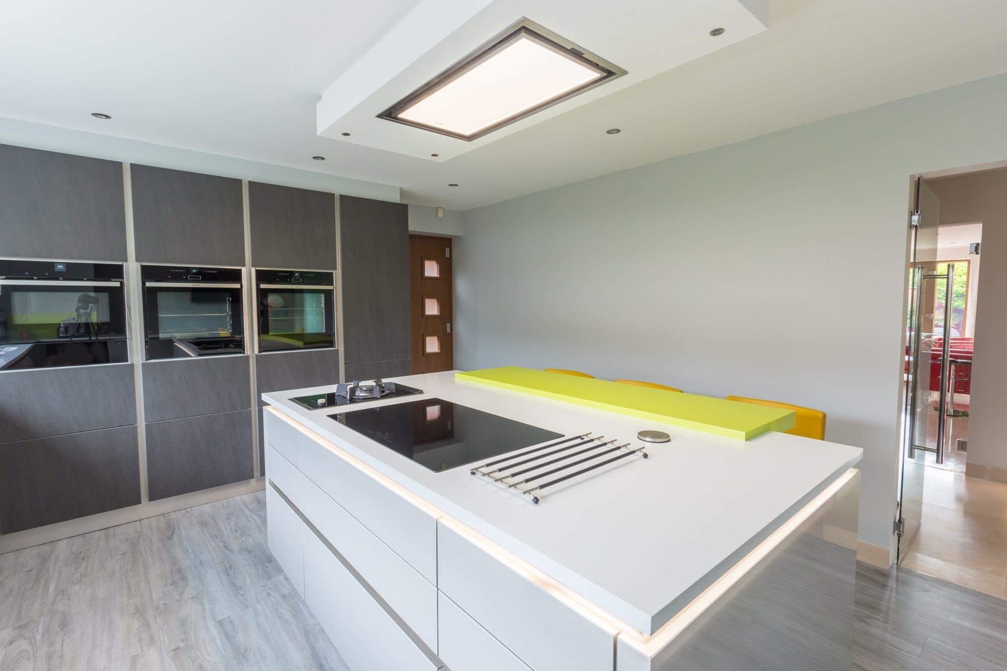 minimal kitchen leeds