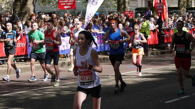 The London Marathon - Twenty 5 Design's Lucy to run this year