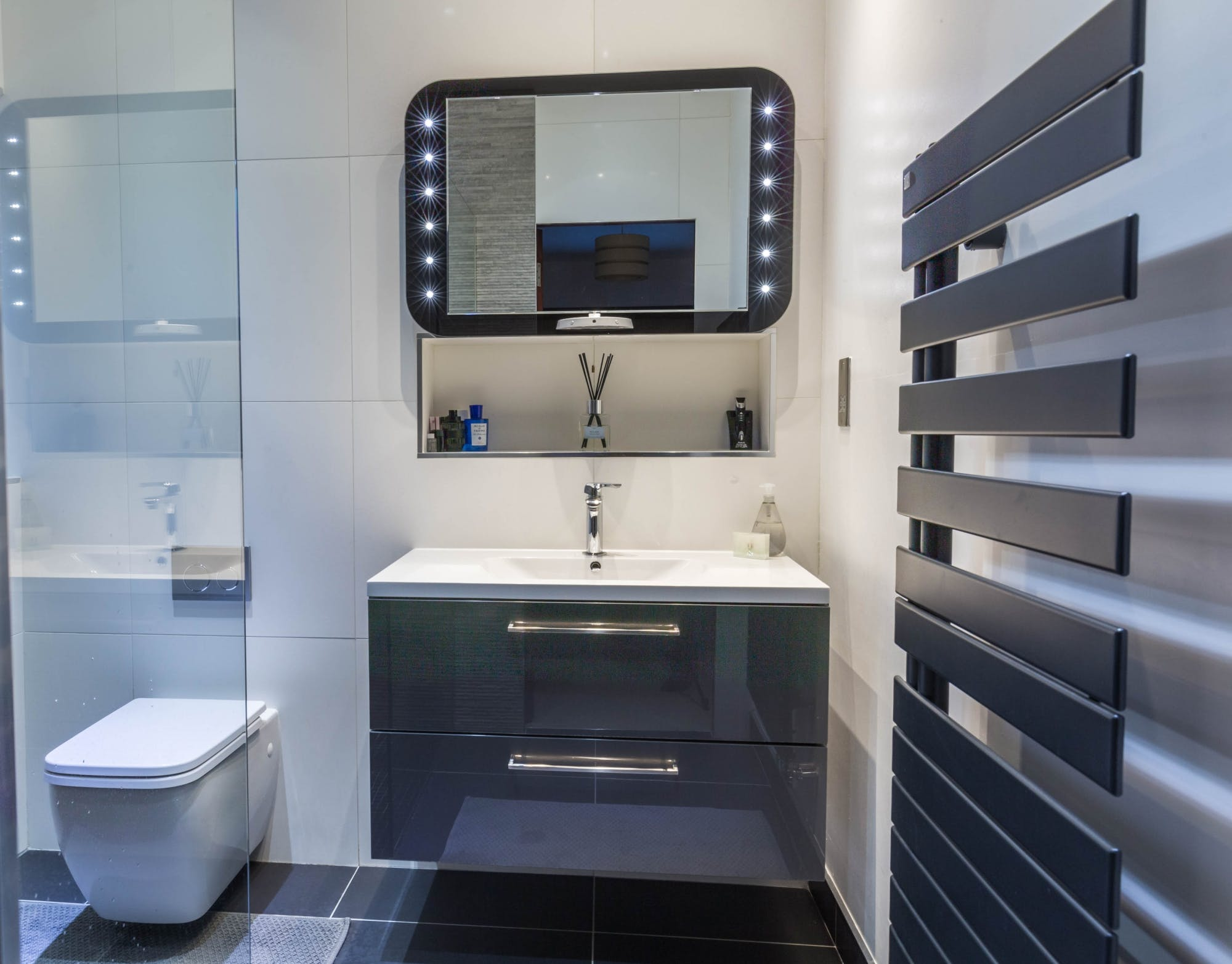 Modern Compact Bathroom 2