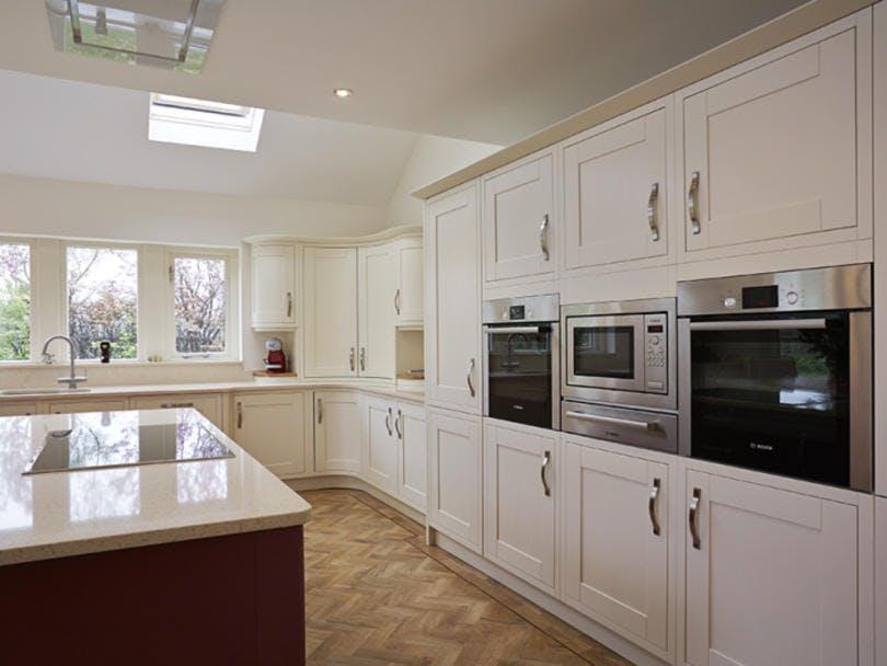 Modern Kitchen in Wakefield at Sandal by Twenty 5 Design