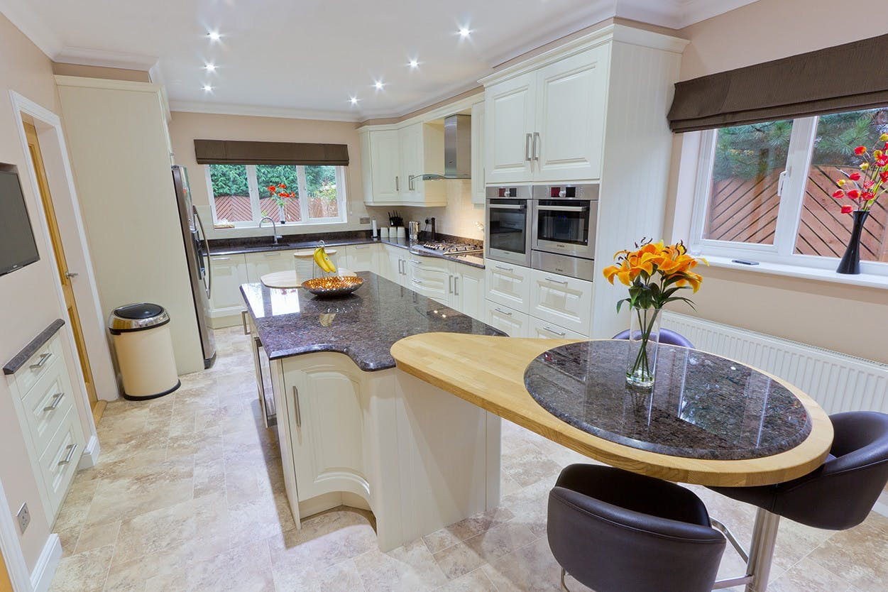 Classic Kitchen in Wakefield at Sandal by Twenty 5 Design